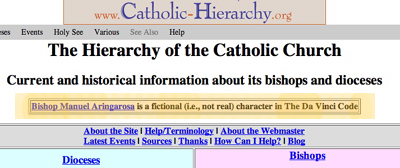 Catholichierarchy